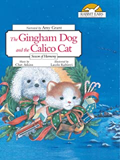 The Gingham Dog and the Calico Cat, Told by Amy Grant