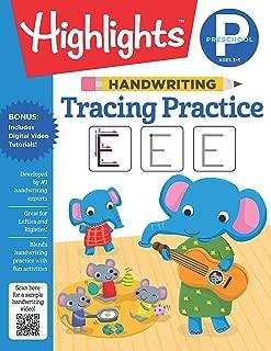 Handwriting: Tracing Practice (Highlights(TM) Handwriting Practice Pads)