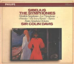 Sibelius: The 7 Symphonies