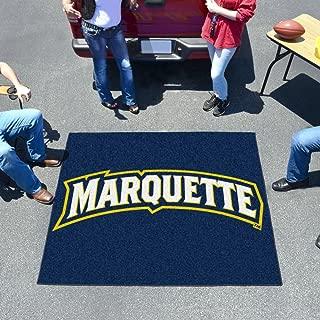 Huge NCAA Marquette Golden Eagles Indoor/Outdoor Tailgater Floor Mat 72