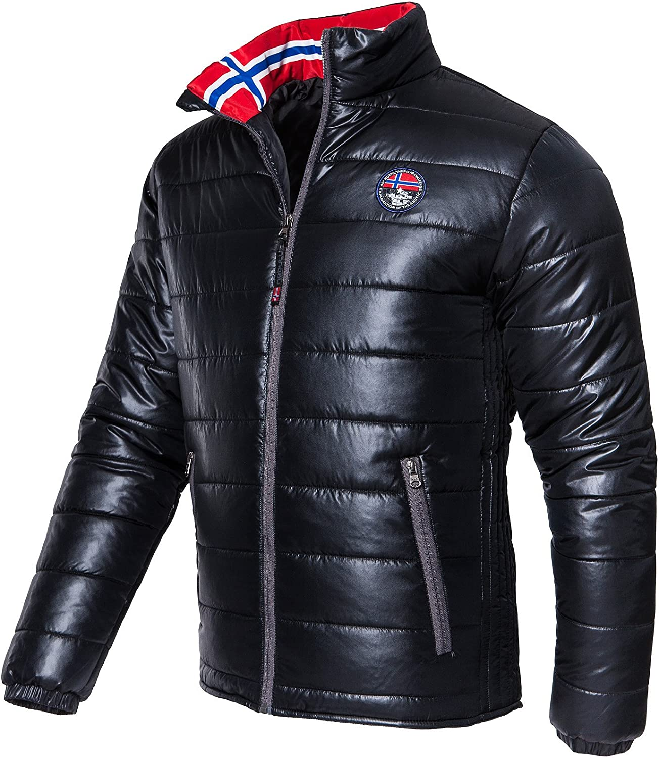 Nebulus Terry  Quilted Jacket  Winterwear (W037)