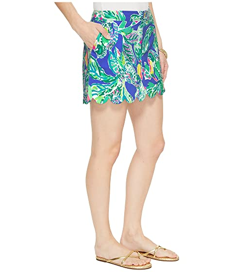 Cheap Sale Low Shipping Fee Lilly Pulitzer Lorelie Skort Beckon Blue Wake Up Call Clearance Affordable Visit Cheap Price 12dmWkm