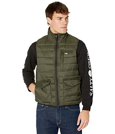 Salty Crew Barrier Vest (Military) Men