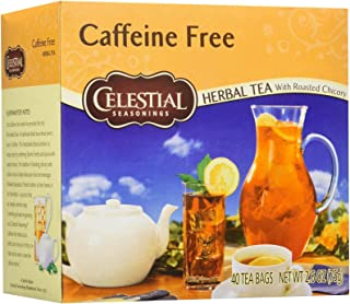 Celestial Seasonings Caffeine Free Herbal Tea Bags - 40 ct