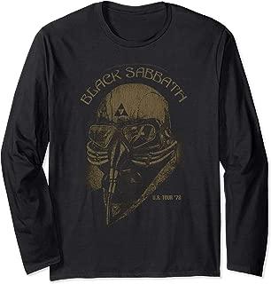 Black Sabbath Official U.S Tour '78 Long Sleeve Shirt
