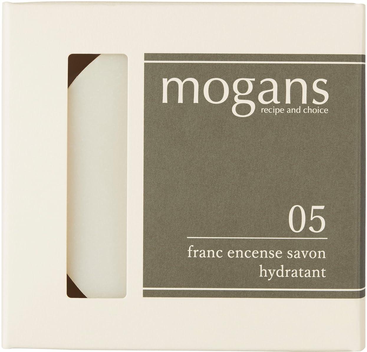 楕円形縫うブラウズmogans ハンドメイドソープ フランクインセンス サヴォン ハイドロタント