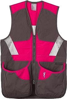 Browning Vest Ladies Summit Smoke/Fuchsi
