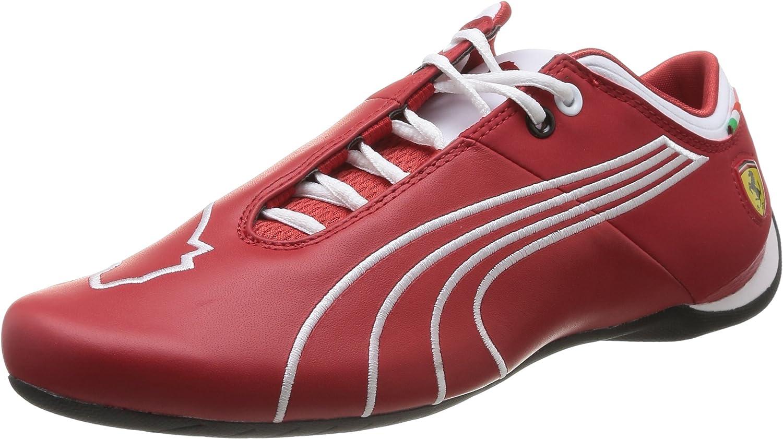 PUMA Ferrari Future Cat M1 Tifo, Mens Trainers, Red (Red), 6 UK ...