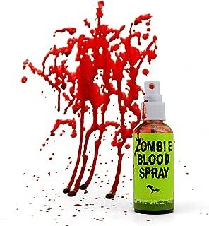 Halloween Vampire Zombie Horror Fake Blood Spray