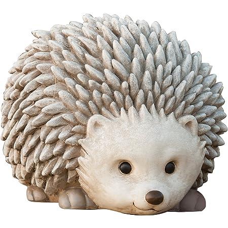 NEW Crawling Hedgehog Statue Figurine Garden Detailed Life Like Statue Home