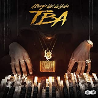 Album Cover Poster Boogie WIT DA Hoodie: TBA Music 2016 12x18 inch Rolled Burning Desire
