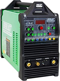 2017 Everlast PowerTIG 250EX AC DC TIG STICK Pulse welder 220 Volt Inverter-Based AC
