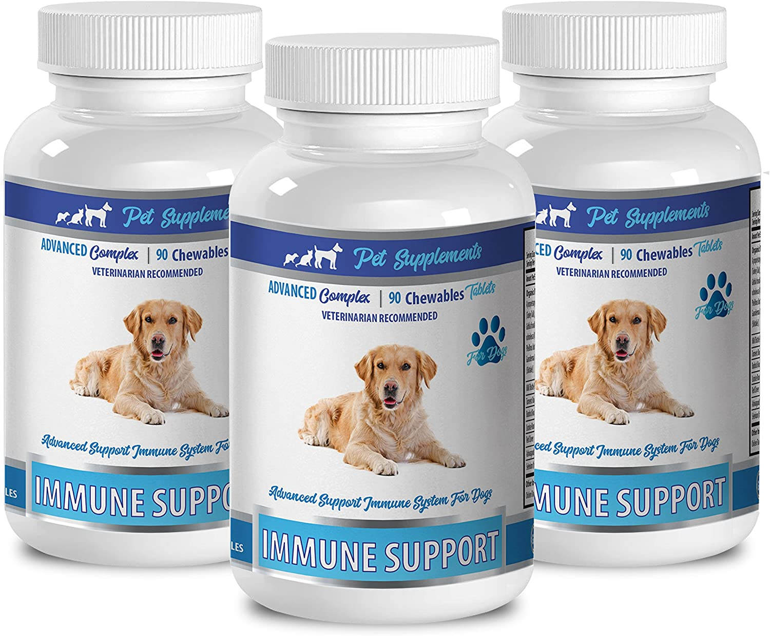 Dog Immune System Fixed price for sale Outlet ☆ Free Shipping Vitamins and Support Dogs Supplements -