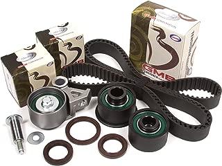 Evergreen TBK214 Fits 92-02 Ford Probe Mazda MX3 626 MX6 1.8L 2.5L DOHC K8 KL 24V Timing Belt Kit
