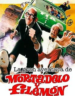 La gran aventura de Mortadelo y Filemón