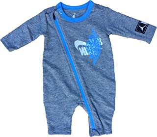 Jordan Air Baby Boys Long Sleeve Full Zip Classic Coverall
