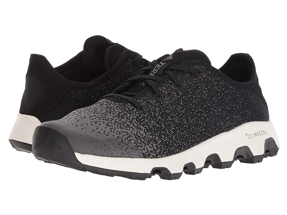 adidas Outdoor Terrex CC Voyager Parley (Black/Grey Four/Chalk White) Men's Shoes