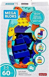 Mega Bloks FLY43 Toy, Multi-Coloured