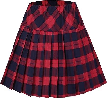 2e1e0cb51a Amazon.it: gonna scozzese donna