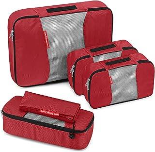 Gonex アレンジケース オーガナイザー トラベルポーチ インナーバッグ 旅行 ケース 整理整頓 5点セット 出張/旅行