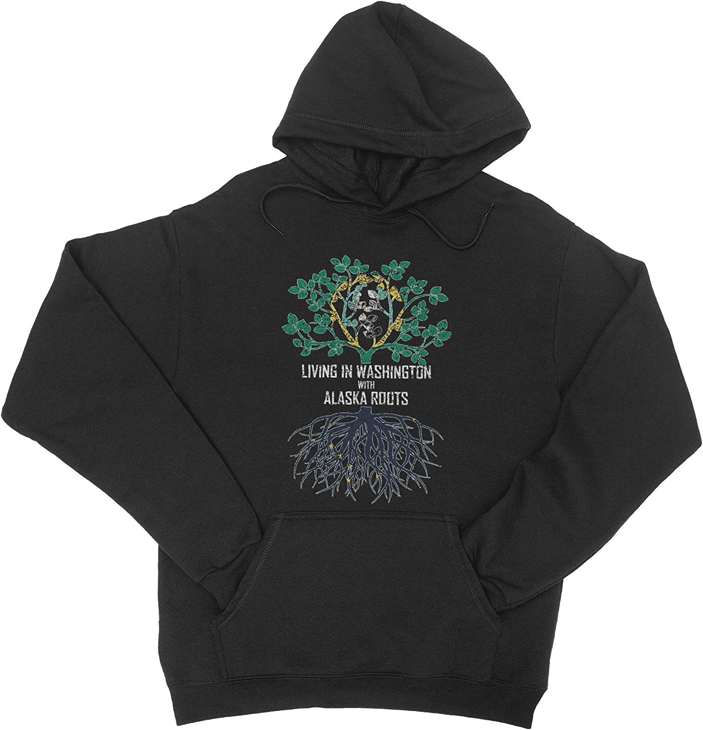 HARD Directly managed store EDGE 35% OFF DESIGN Unisex Living In S Alaska with Washington Roots