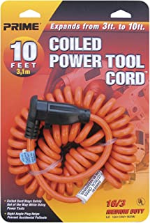2 wire coiled cord