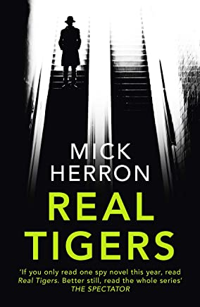 Real Tigers: Jackson Lamb Thriller 3 (English Edition)