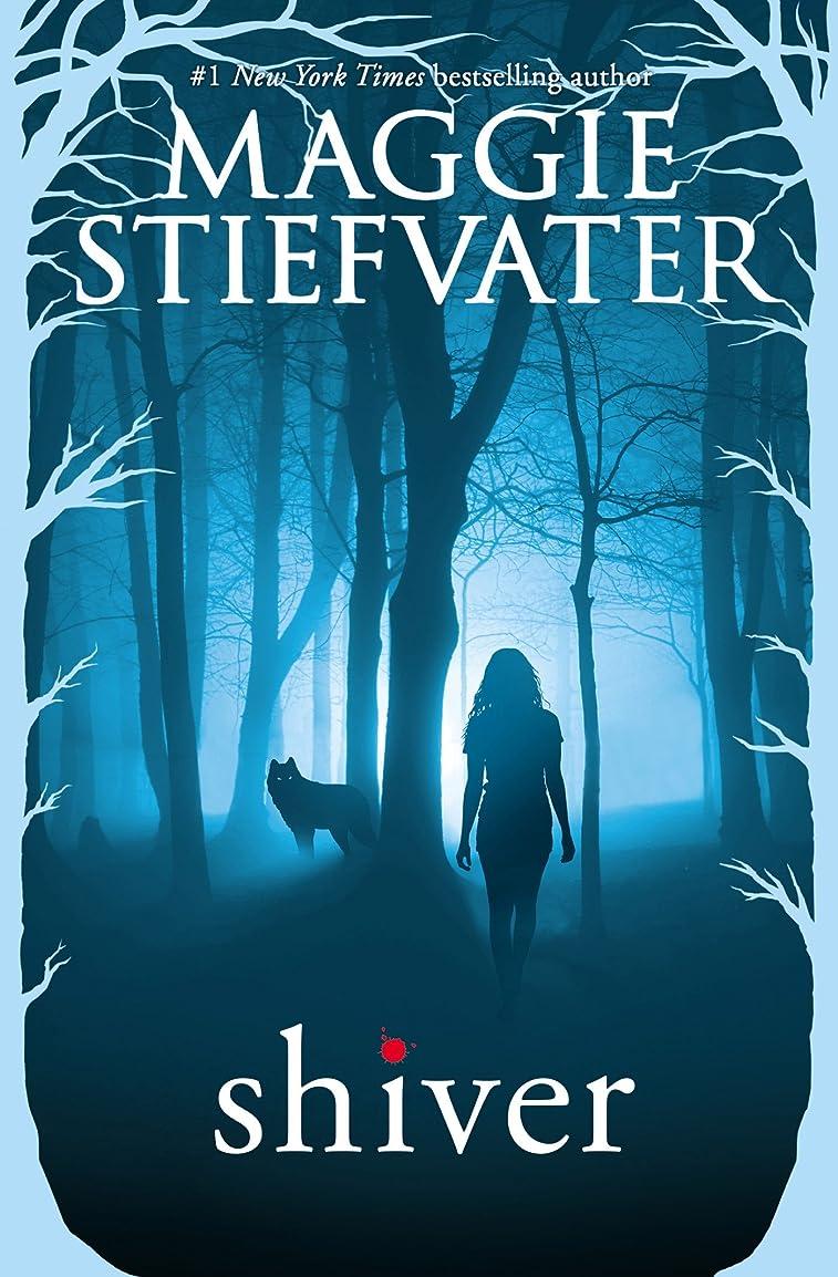 ボトル案件お風呂を持っているShiver (The Wolves of Mercy Falls Book 1) (English Edition)