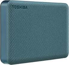 Toshiba Canvio Advance 4TB Portable External Hard Drive...