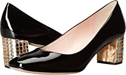 e7939027cc6 Kate Spade New York. Alamar.  173.69MSRP   298.00. Luxury. Black  Patent Light Natural Stoned Heel