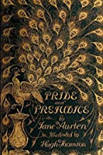 Pride and Prejudice (Illustrated by Hugh Thomson) (English Edition)