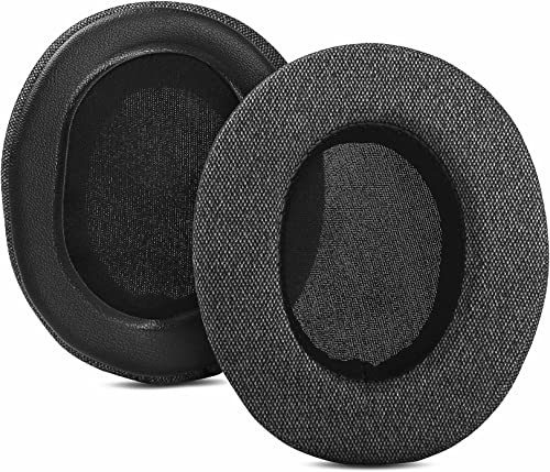 new arrival YDYBZB Fabric outlet sale Ear Pads Cushion Earpads lowest Pillow Memory Foam Replacement Compatible with Samson CH700 Headphones outlet sale