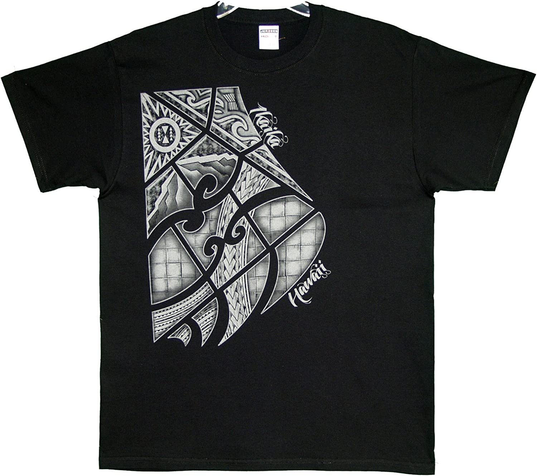 RJC Hawaii Imprint Ikaika Strength Pre-Shrunk Cotton T-Shirt