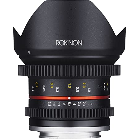 Rokinon Cine Cv12 M E 12 Mm T2 2 Cine Fixed Objektiv Kamera