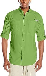 Men's PFG Tamiami II Long Sleeve Shirt — Big , Spring,...