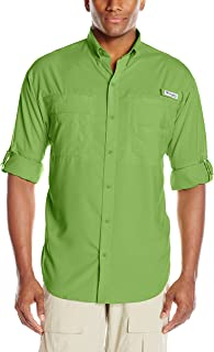 Columbia Men's Tamiami II Long Sleeve Shirt Spring X-Large