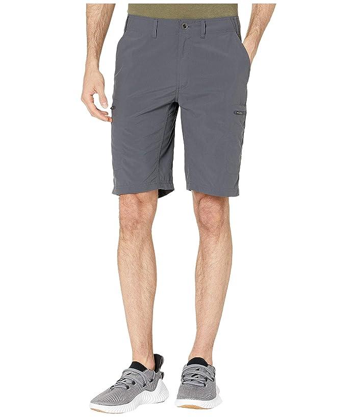 ExOfficio Sol Cool Camino 10 Shorts (Carbon) Men