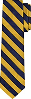 Jacob Alexander Stripe Woven Boys Regular College Striped Tie