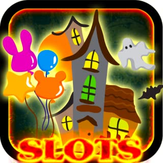 Haunted Park Slots Free Casino Jackpot Slot Machine for Kindle Fire HD Little Ghost House Fever Vegas Freeslots Offline Tablets Mobile Saga Top Casino Games New 2015