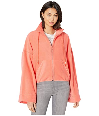 FP Movement Climb High Fleece (Coral) Women