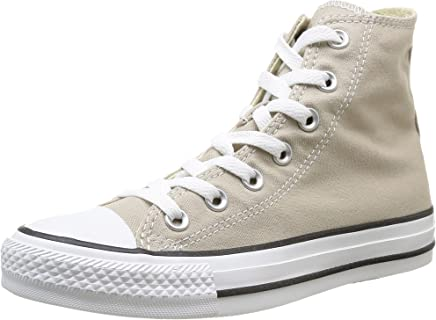 Basket converse beige ruban 36