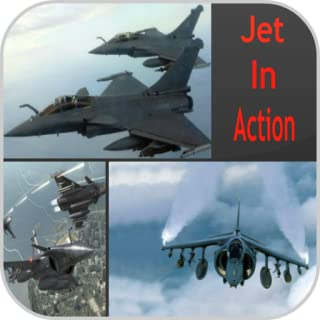 Jet In Action Jigsaw Games
