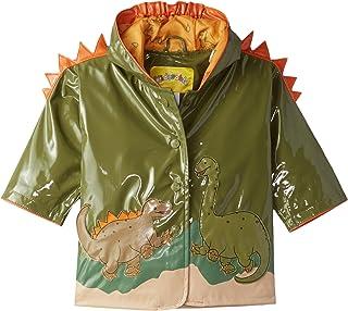 Diseño del Dinosaurio, Capa Impermeable Todo Tiempo, para Los Muchachos, Las Muchachas, Los Niños