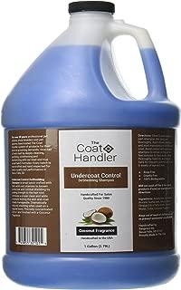 Coat Handler Undercoat Control Dog Shampoo, 1 Gallon