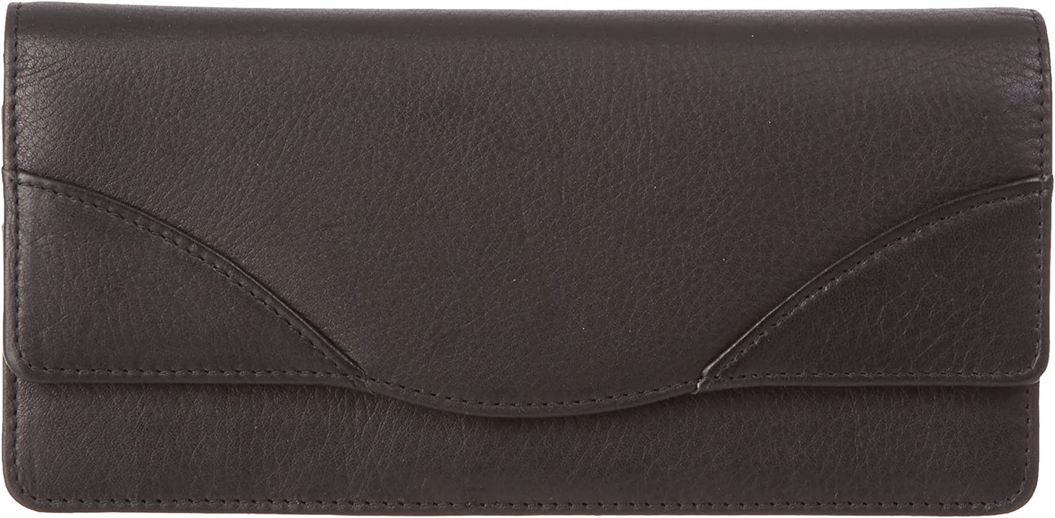 Tusk Donington Napa Gusseted Clutch Wallet