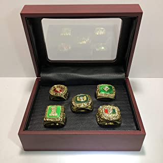 university of miami national championship rings