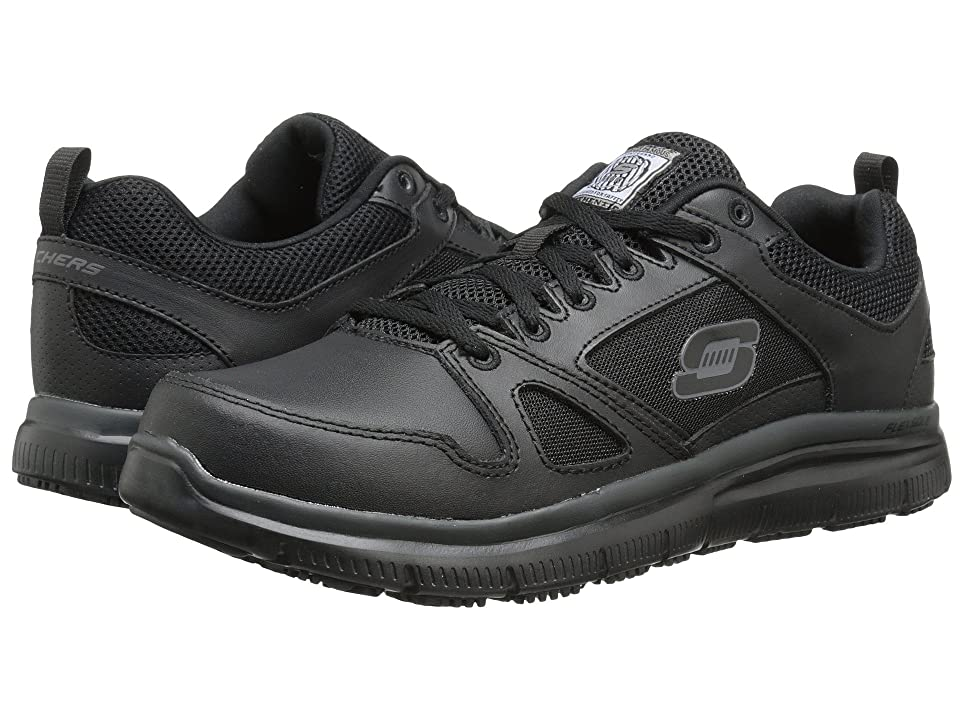 SKECHERS Work Flex Advantage (Black) Men