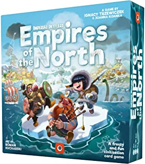 Portal Games Imperial Settlers Empires of The North