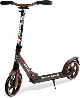 Hurtle Scooter – Scooter for Teenager – Kick Scooter – 2 Wheel Scooter with Adjustable T-Bar Handlebar – Folding Adult Kic...