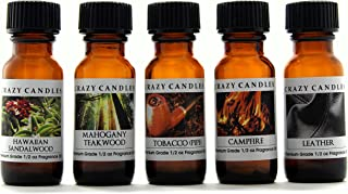 fine fragrance oils for candles